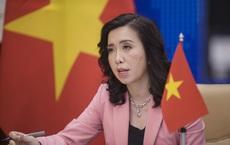 Việt Nam phản ứng việc tàu trinh sát và máy bay Trung Quốc xuất hiện ở Trường Sa