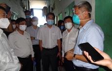 Một nhà trọ ở Bình Dương có 16 ca dương tính với SARS-CoV-2