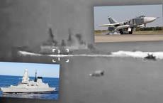 Đánh bom cảnh cáo tàu chiến Anh: Nga ra tay quyết đoán, chủ quyền không thể nhân nhượng!