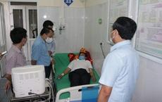 Giám đốc Trung tâm y tế kiệt sức phải cấp cứu sau những ngày đêm căng thẳng chống dịch COVID-19