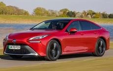 Chiếc xe 'xanh' hạ gục mọi ô tô điện khác về tầm xa: Nạp 1 lần đi hơn 1000km!