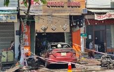 """Vụ cháy 4 người tử vong ở Quảng Ngãi: Cảnh sát PCCC bị chê """"chậm"""", lãnh đạo Công an nói gì?"""