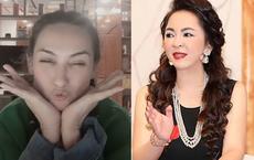 Phi Nhung hát tặng và khẳng định không giận bà Phương Hằng