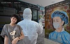 """Trai đẹp """"không bị trục xuất"""" ở Bắc Giang và gái đẹp xuống tóc chống dịch COVID-19"""