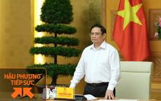 Thủ tướng Phạm Minh Chính: Phải sản xuất bằng được vaccine phòng, chống Covid-19