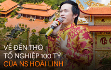 Về thăm 'Đền thờ Tổ nghiệp' của NS Hoài Linh sau loạt lùm xùm từ thiện: Camera bố trí dày đặc, hàng xóm kể 'không bao giờ thấy mặt'