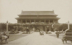 Kho báu vô giá tìm thấy trên nóc Thiên An Môn của Tử Cấm Thành: Ngàn vàng cũng không bì kịp