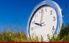 Thực vật cũng có đồng hồ sinh học