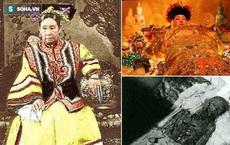 Bật nắp quan tài để cướp của, tại sao đám người Tôn Điện Anh lại lột quần áo trên di thể Từ Hi Thái hậu trước tiên?