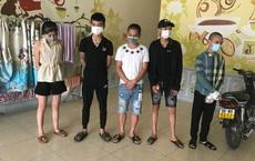 """Bắc Giang: Nhóm """"nam thanh nữ tú"""" tụ tập sử dụng ma túy giữa mùa dịch COVID-19"""