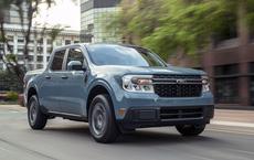 Đi 100km hết 5,88 lít xăng, mẫu xe bán tải tiết kiệm xăng có giá rẻ khó tin