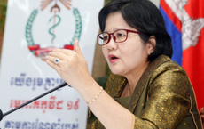 Campuchia bác bỏ thông tin nghi ngờ hiệu quả vaccine Covid-19 của Trung Quốc