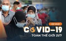 Campuchia lên tiếng về nghi ngờ hiệu quả vaccine Covid-19 của TQ; 2/3 dân số Ấn Độ đã có kháng thể với SARS-CoV-2