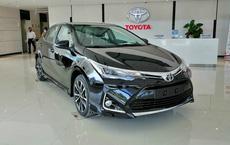 Toyota Corolla Altis giảm giá mạnh, nhưng còn 1 đối thủ vô địch giá rẻ khó vượt qua