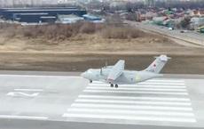 Nga sẽ tung ra thị trường vũ khí thế giới máy bay vận tải quân sự IL-112VE