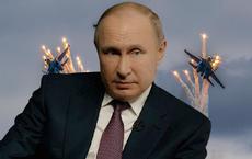 """Ông Putin gây choáng bằng 3 cú nổ siêu cấp, khối kẻ đêm nay """"sợ đến mất ngủ"""""""