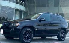 BMW X5 bán lại sau 16 năm: Mua mới gần 5 tỷ nhưng giá hiện giờ không bằng chiếc Honda SH