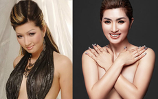 Nhan sắc thời trẻ của Nguyễn Hồng Nhung - nữ ca sĩ khổ sở vì scandal lộ clip nóng