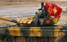 """Tank Biathlon 2021: Đội xe tăng Việt Nam từ đội """"lót đường"""" sẽ nỗ lực làm nên đột phá"""