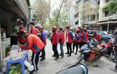 Grab, Now, Baemin có giao đồ ăn nữa không khi Hà Nội giãn cách theo chỉ thị 16?