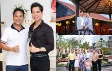 Em trai danh ca Ngọc Sơn: Là ca sĩ đình đám nhưng bỏ hát làm kinh doanh, thành tỷ phú, sở hữu cơ ngơi đồ sộ