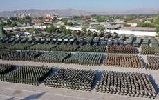 Tajikistan diễn tập quân sự lớn nhất lịch sử, đặt quân đội trong tình trạng báo động cao