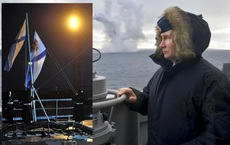 """Ông Putin ra sắc lệnh quan trọng về thứ mà thủy thủ Nga phải """"quý hơn sinh mạng"""""""