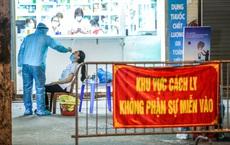 Sáng 25/7, Hà Nội phát hiện thêm 10 ca dương tính SARS-CoV-2 ở 6 ổ dịch