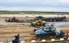"""Tank Biathlon 2021: Soi tính năng khủng của các mẫu xe tăng """"hàng thửa"""""""