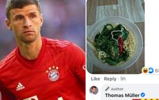 Fan Việt Nam hồn nhiên khoe… tô mì ăn dở dưới bài đăng của siêu sao bóng đá quốc tế, ai ngờ được rep comment thật cơ!