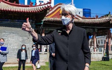 """Chưa rời Thiên Tân, Thứ trưởng Mỹ bị """"giội gáo nước lạnh"""" chưa từng thấy: TQ """"cầm tay chỉ việc"""" Washington"""