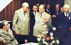 Giải mật việc Liên Xô quyết định đưa quân vào Afghanistan