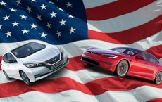 Không phải Tesla, dòng xe Nhật này mới là xe điện được sử dụng phổ biến nhất ở Mỹ