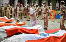 Đụng độ hiếm có ở Ấn Độ khiến 5 cảnh sát chết, hơn 60 người bị thương: Bất ngờ với người nổ súng
