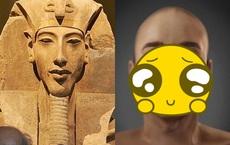 """Tái hiện khuôn mặt Pharaoh Ai Cập từ bộ hài cốt, các nhà khoa học khiến thế giới ngả nghiêng vì dung mạo như """"nam thần"""" của nhà vua"""