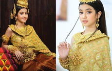 Công chúa cao quý của hoàng gia Campuchia: Gây sốt vì nhan sắc đẹp khuynh thành, lừng danh khắp showbiz