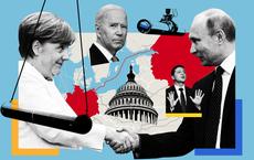 """Mỹ vừa """"dâng tặng"""" Nga một nguồn tiền khổng lồ để TT Putin viết tiếp giấc mơ chinh phục!"""