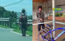 Thực hư câu chuyện người cha đi bộ 800km từ Bình Phước về Quảng Ngãi khi nghe tin con chết đuối