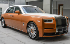 Rộ tin Rolls-Royce Phantom VIII về tay đại gia Việt: Dị nhất là 'bức tường' ngăn đôi, dày cồm cộp!