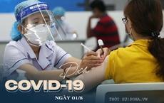 Yêu cầu kiểm điểm GĐ sở y tế ưu tiên tiêm vắc xin cho doanh nghiệp bất động sản. TP.HCM có thêm 3.493 bệnh nhân COVID-19 xuất viện