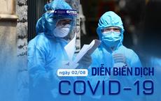 Số ca mắc COVID-19 tại TP.HCM bắt đầu giảm; Hà Nội: Xe điện chở lương thực vào tận nhà người dân đang bị cách ly ở Chương Dương
