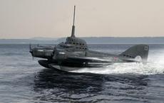 """Vì sao sao Liên Xô từ bỏ """"Tàu ngầm bay"""" - vũ khí từng làm phương Tây bạt vía kinh hồn?"""
