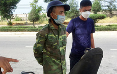 """Người đàn ông trộm xe ở Nghệ An, bị bắt ở Quảng Nam khi định """"thông chốt"""""""