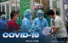 Sáng nay, ghi nhận thêm 3.578 ca nhiễm COVID-19. Khánh Hòa, Bình Dương xin tiêm thử nghiệm vắc xin Nano Covax