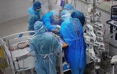 """78 ngày """"chiến đấu"""", bệnh nhân mắc Covid-19 chức năng phổi xấu trầm trọng đã chiến thắng ngoạn mục"""