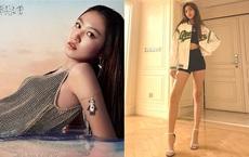 """Con gái """"ông trùm showbiz Hong Kong"""": Đẹp ấn tượng, 17 tuổi cao 1,8m, chân dài miên man"""