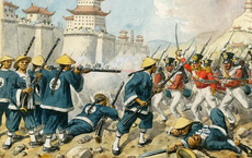 Vào thời điểm sụp đổ, Thanh triều vẫn còn đạo quân 5 vạn người, mãi đến năm 1984 mới được công khai