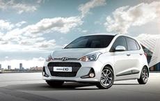 Hyundai Grand i10 giảm kịch sàn trước ngày bản mới ra mắt, giá còn rẻ thế nào?