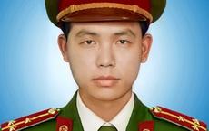 Truy tặng Huân chương Chiến công hạng Nhì cho Đại úy công an hy sinh tại TP.HCM
