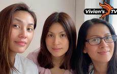 Võ Hoàng Yến tiết lộ về hai chị gái xinh đẹp, nổi tiếng lừng lẫy một thời